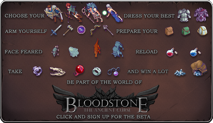 Bloodstone The Ancient Curse Enjoy the Beta Version
